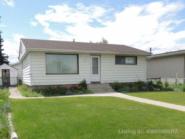 Real Estate Listing MLS 43807