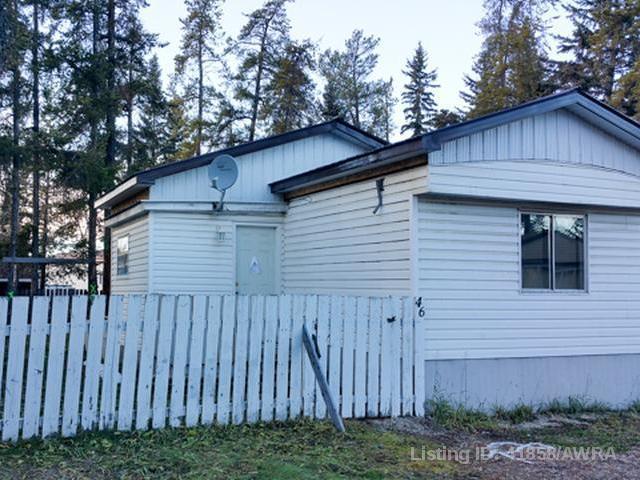 Real Estate Listing MLS 41858
