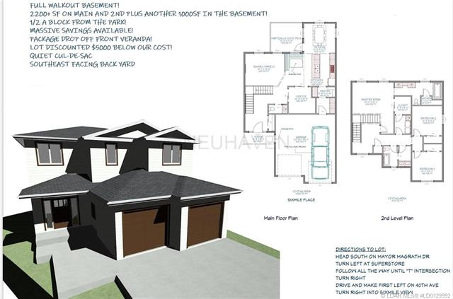 Real Estate Listing MLS 0129992