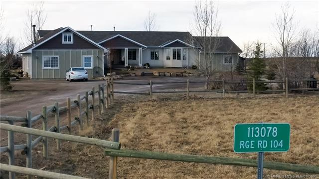 113078 Range Road 104, Forty Mile County, MLS® # 0102690