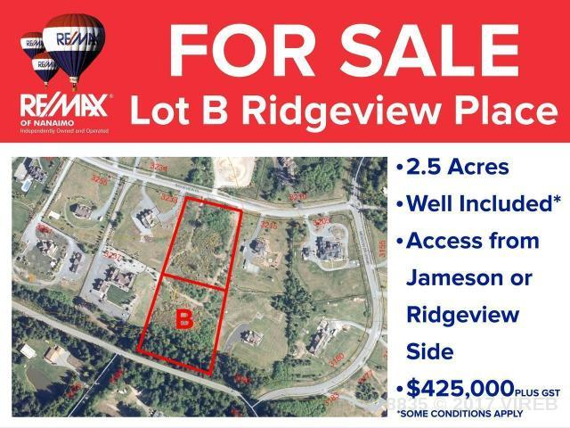 Proposed Lot B Ridgeview Place, Nanaimo, MLS® # 428835