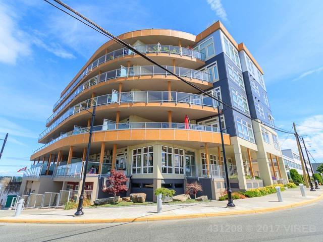 301 10 Chapel Street, Nanaimo, MLS® # 431208